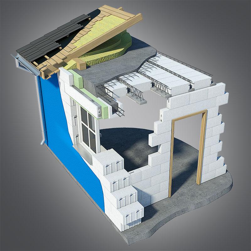 Stavebné vizualizácie